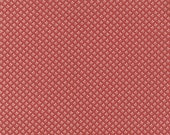 CLEARANCE - Larkspur Floral Buds Red by 3 Sisters for Moda, 1/2 yard, 44107 16