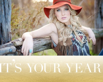 Faded-It's Your Year