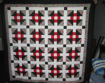 Cherry Quilt or Table topper