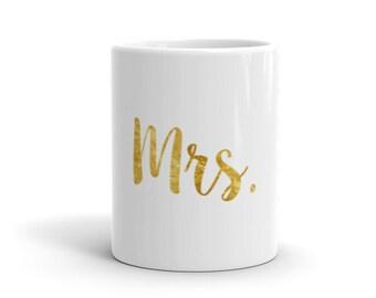 Mrs Coffee Mug 11oz.