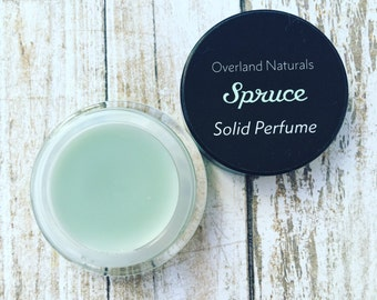 Spruce Solid Perfume