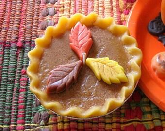 "Pumpkin Pie Candle 5"""