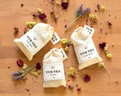 Tub Tea U Pick 3, Gifts that pamper ~Chamomile, Rose, Lavender and more, Best Selling Gift Set ~ on sale