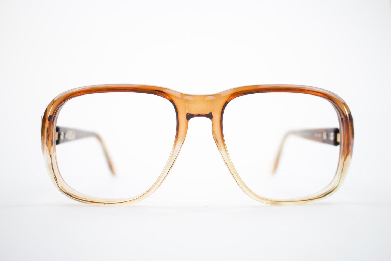 1655cbe58a Vintage 70s Aviator Eyeglasses