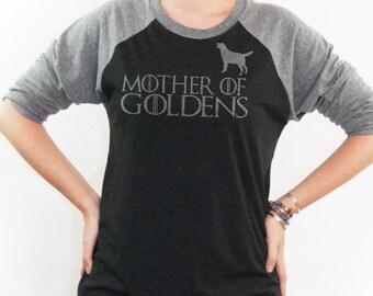 Mother of Golden Retriever Shirt- Game of Thrones Women's shirt