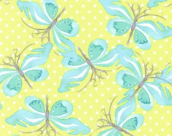 Michael Miller Day Dream part of Nature Walk Line by Tamara Kate - Cotton Fabric