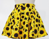 SALE! Sunflower Skirt