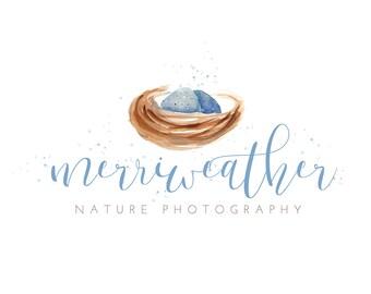 Logo Design Branding, Photography Logo, Small Business Logo, Custom Logo, Logo Design Package, Affordable Logo, Nest Logo, Logo Branding