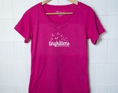 S - Pink - Official TinyKittens T-Shirt (Womens) - 100% of proceeds support rescue efforts!