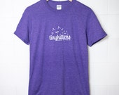 M - UNISEX - Purple - Official TinyKittens T-Shirt - 100% of proceeds support animal rescue!