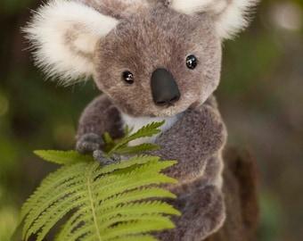 Koala Lula , Teddy Bear Stuffed Animal Bear Soft Toys Artist Teddy Bears