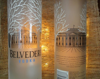 Belvedere Vodka Tall Beverage Glass