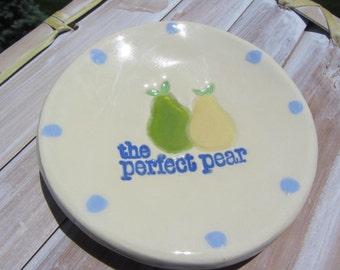 Perfect Pear trinket dish