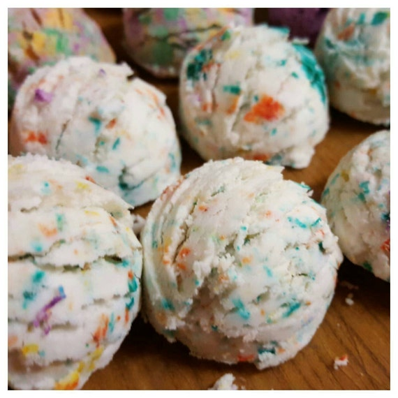 Birthday Cake Bubble Bars 1 Oz Each Treat By BubbleBathTreats