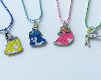 CLEARANCE YOU PICK Princess Necklace