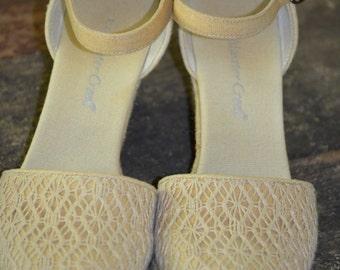 Summer Women's Wedge Heels Size 8 1/2
