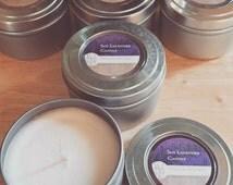 Soy Lavender Candle (4 oz. Tin)