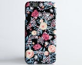 iPhone Case - Indian Floral iPhone Case for iPhone 6 / 6s, iPhone 5 / 5s