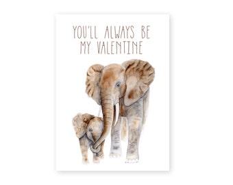 Mom valentine card  Etsy