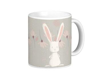 Spring Cup rabbit Bunny