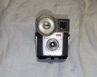 Kodak Starmite Brownie Camera, Vintage Retro Photography Salvage