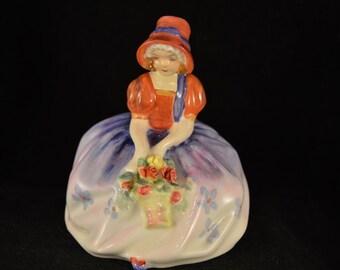 ROYAL DOULTON figurine Monica HN1467   - circa 1931