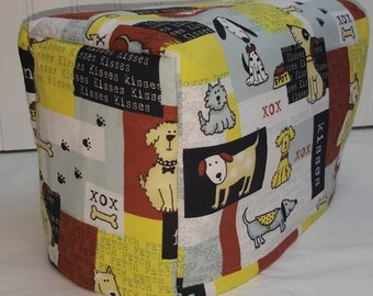 Dog Patch Toaster Cover