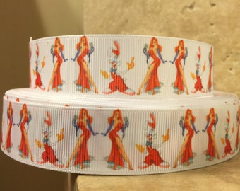 5 YDS Roger Rabbit and Jessica Ribbon
