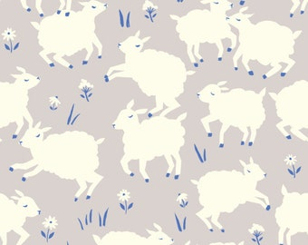 Little Lab Fog by Birch Organic Fabrics