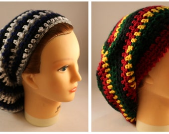 Dreadlock Tam Hats