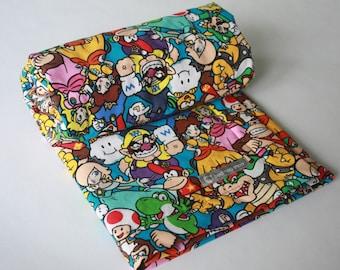 Nintendo Baby Blanket