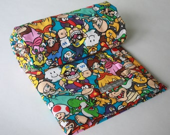 Nintendo Baby Blanket-MTO