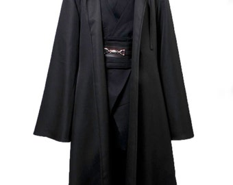 Adult Anakin Skywalker Costume Star Wars Cosplay Sith Lord Fancy Dress UK Sizes S/M/L/XL/2XL
