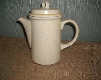 Vintage Stoneware Hearths De Gardens Tea/Coffee Pot