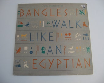 Bangles - Walk Like An Egyptian - 1985