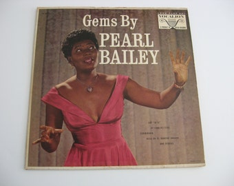 Pearl Bailey - Gems By Pearl Bailey - Circa 1958