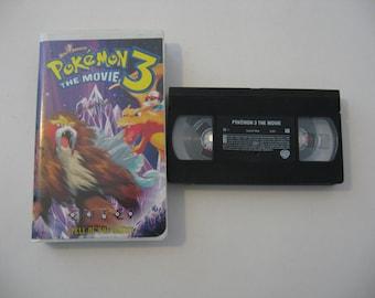 Pokemon The Movie 3 (VHS)