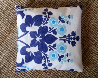 Decorative pillow cover, Designer Guild fabric, 100% cotton,pillow cover to fit inner cushion 40x40 cm / 16x16 inches, Designer Guild pillow
