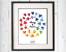 Lesbian Wedding Gift, Unframed, Gay Wedding Gift, Engagement Gifts for Couple, Gay Marriage Gift, Engagement Gift Gay Couple, Wedding Poster