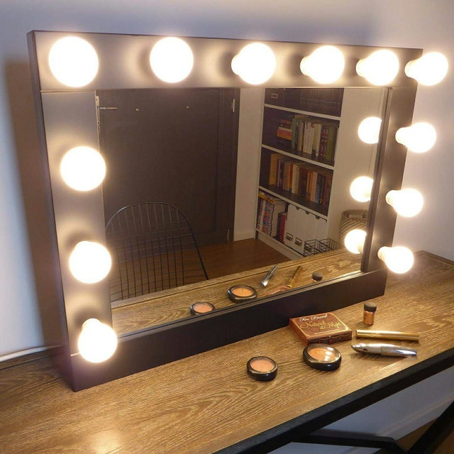 makeup and jewelry organizers vanity mirrors by crafterscalendar. Black Bedroom Furniture Sets. Home Design Ideas