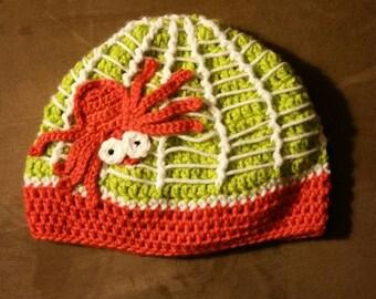 Childs Spider hat