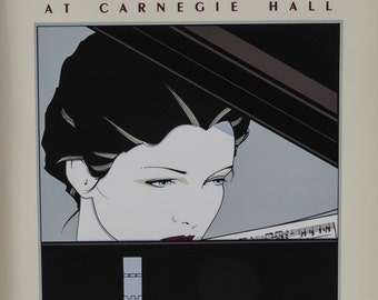 Patrick Nagel - Park South Gallery at Carnegie Hall