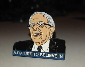 Bernie Sanders Lapel Pin Hat Pin