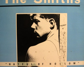 RARE Original '84 The SMITHS Hatful of Hollow Rough Trade Records Imported British Vinyl Press Record Album Lp MINT !!! L@@k !!! Morrissey