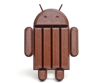 3D Printed Android Candy Figure