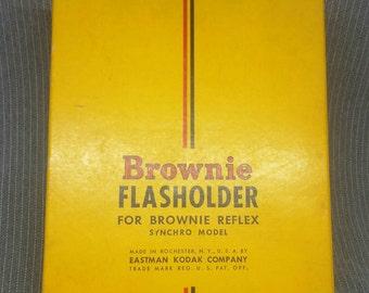 Vintage Brownie Flashholder For Brownie Reflex