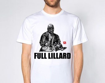 "Official Brent Lillard ""Full Lillard"" T-Shirt"