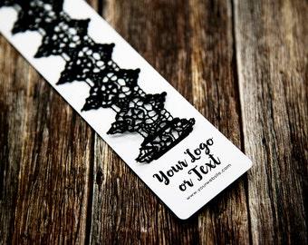 "Hanging Choker Cards   2x10"" Set of 24   Choker Display Cards   Necklace Cards   Choker Jewelry Cards"