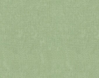 Heather Sage Green Fabric - By The Yard - Girl / Boy / Gender Neutral
