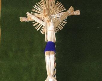 Vintage Filiphines Handmade Crusifix****.